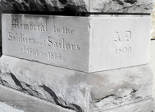 The cornerstone was laid July 4, 1899