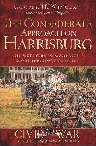 Learn more about the history behind the fort with Cooper Wingert's book, The Confederate Approach on Harrisburg