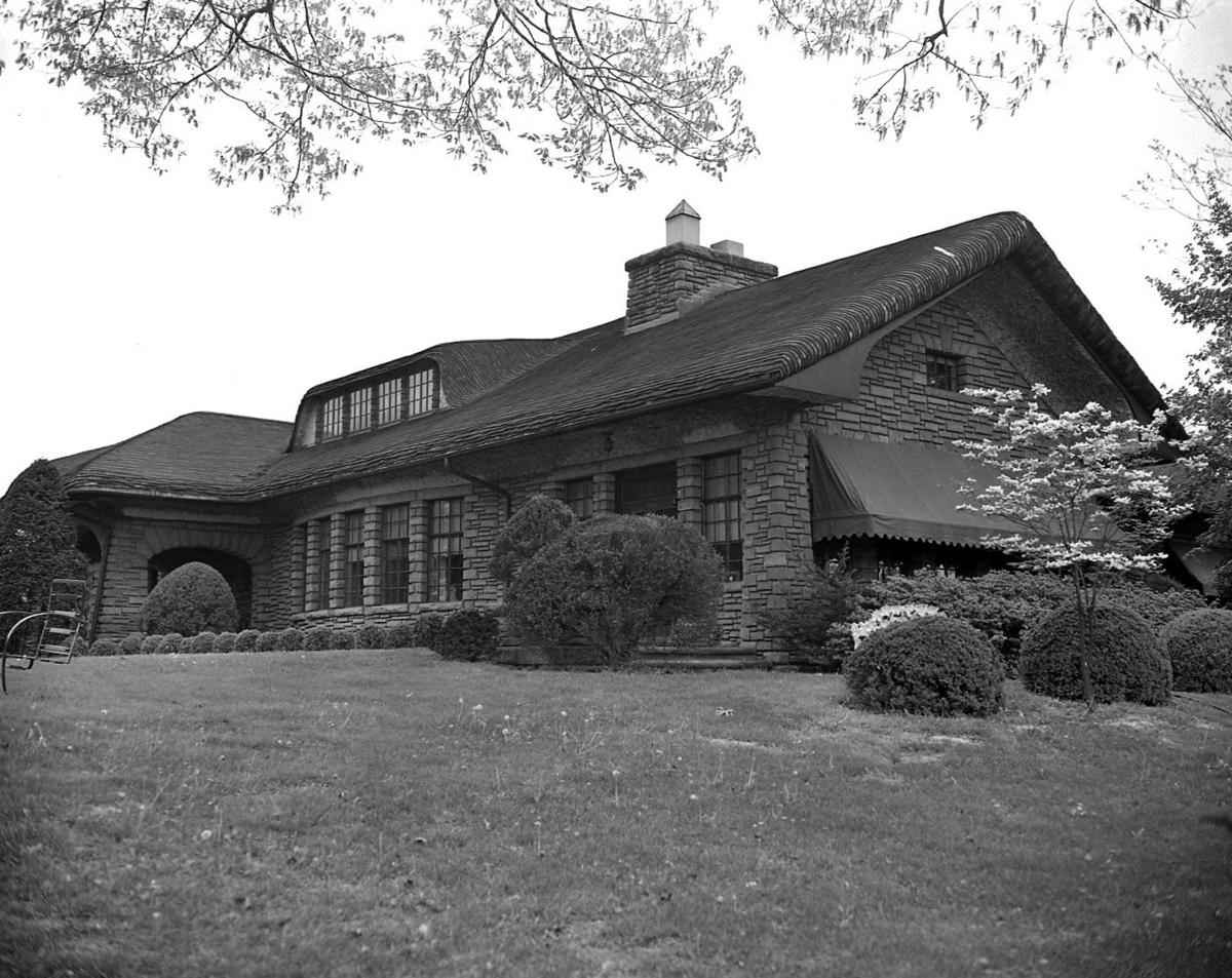The Ricketts House