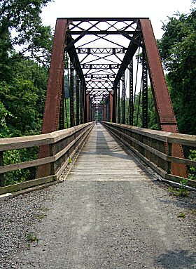 Staunton River Bridge