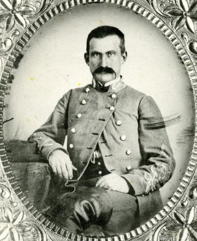 A portrait of John McCausland during the war