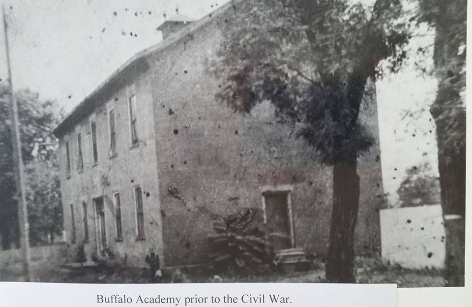 Buffalo Academy before the Civil War