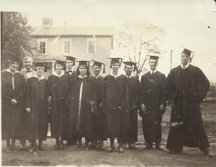 1926 Graduating Class of Buffalo Academy