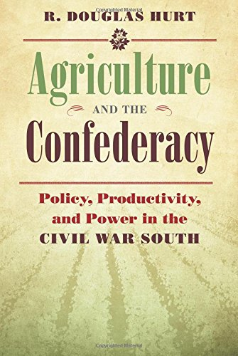 Learn more about the importance of salt and other agricultural commodities to the Confederacy with this book from UNC Press.