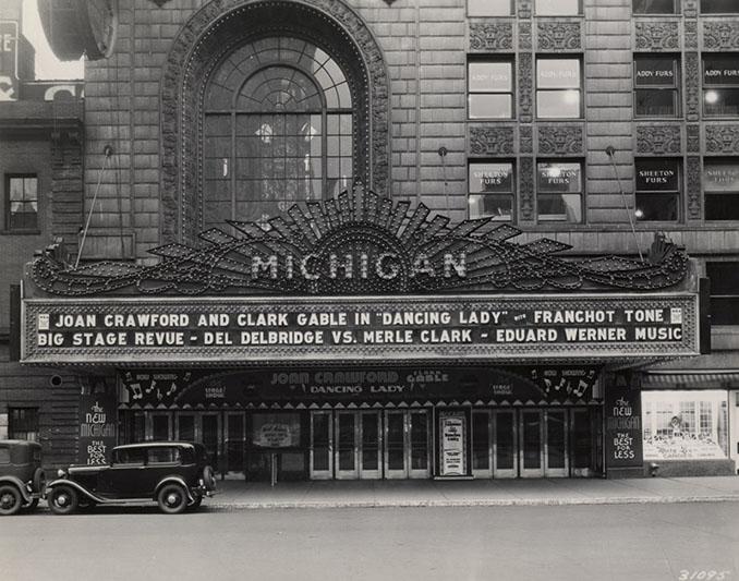 The Michigan Theatre