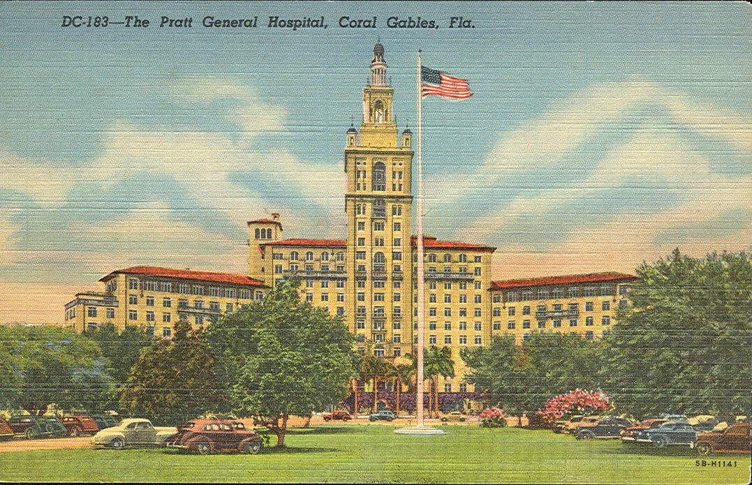 1950s Postcard