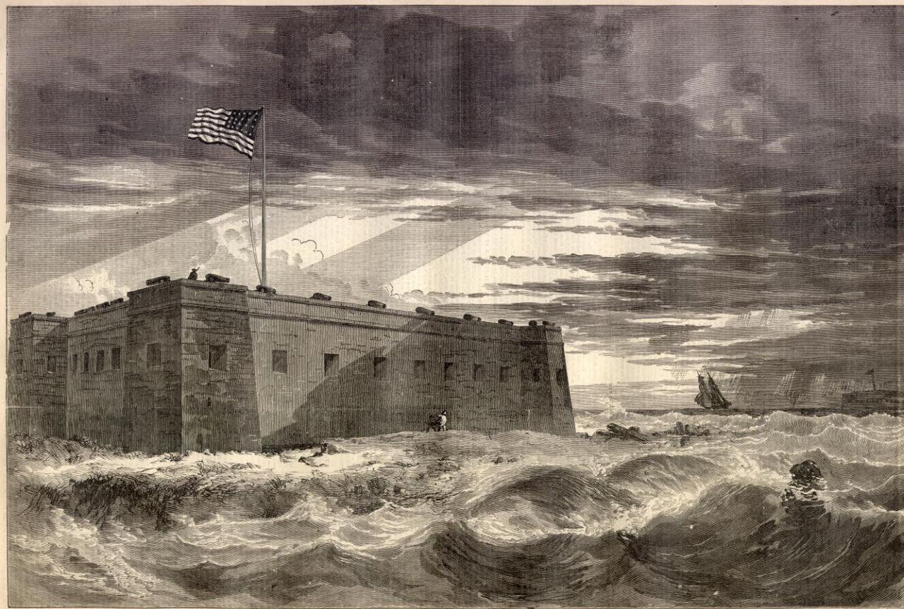 1861 Engraving