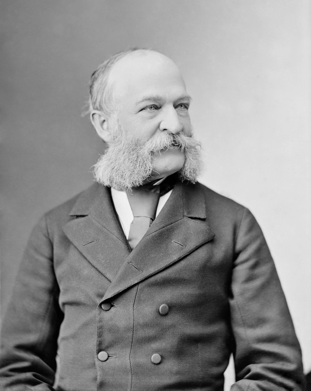 22nd US Vice President, under Benjamin Harrison, Levi Morton