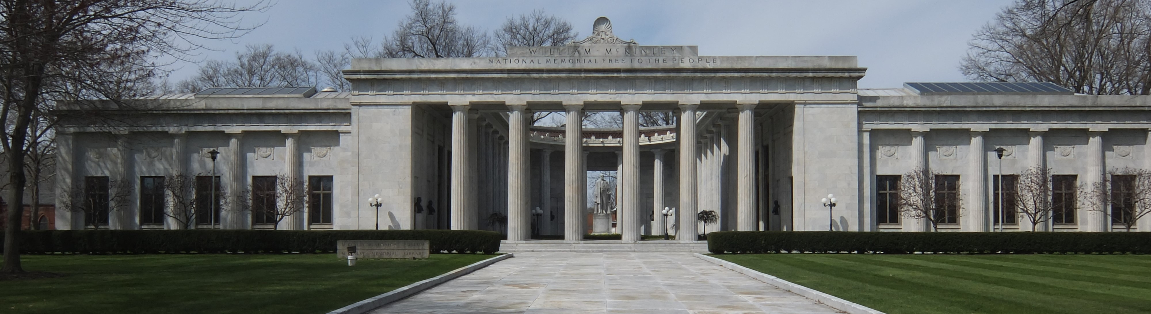 The National McKinley Birthplace Memorial