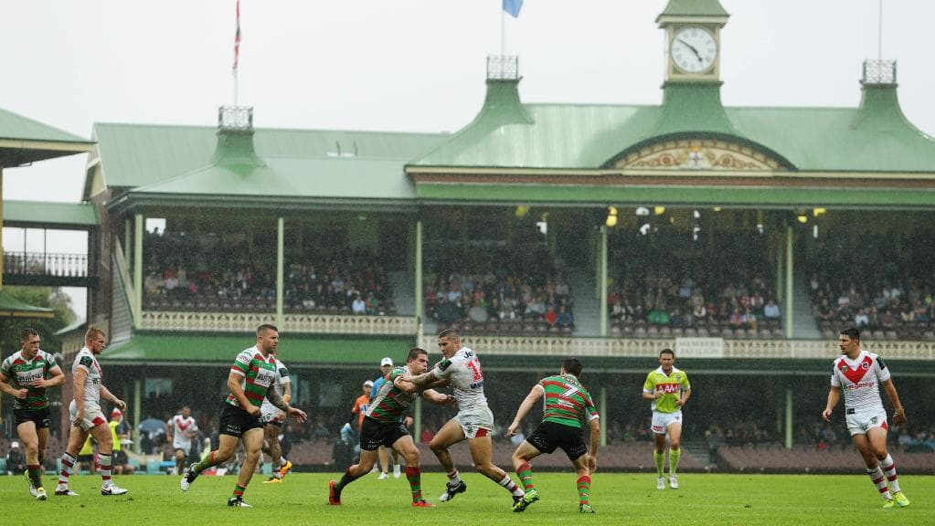 Rugby Match on SCG