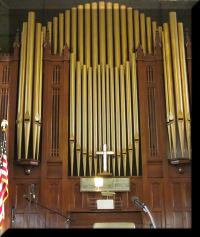 Allen Chapel Organ.