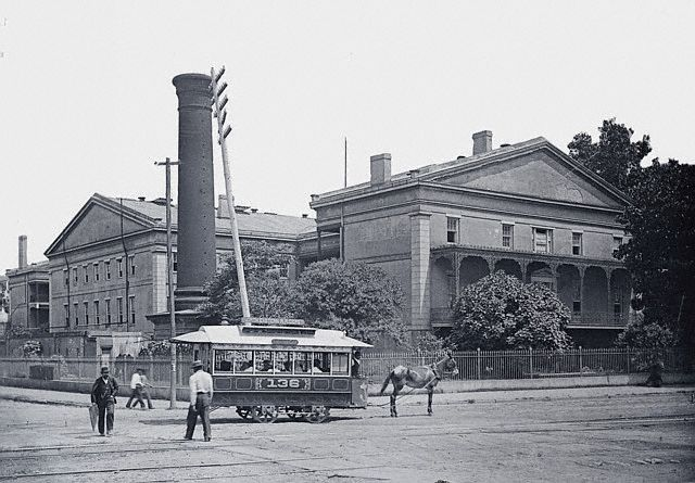 The Mint in the 1880s