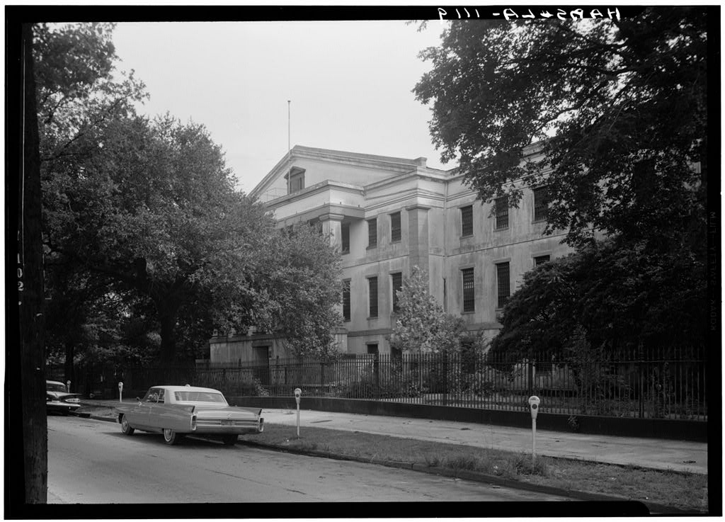 1963 Historic American Buildings Survey Photograph