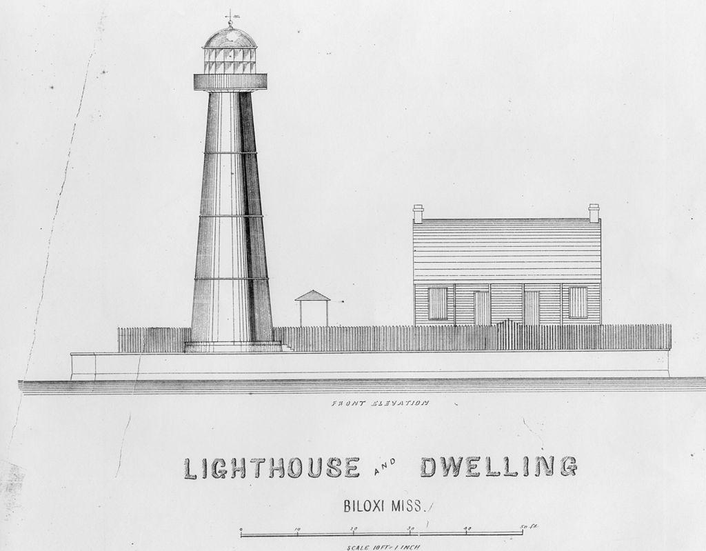 1847 Drawing