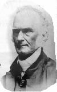 Jerome Davis, early settler for whom the town of Davisville (later Davis) was named.