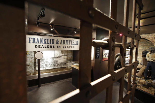 For a period, Franklin and Armfield operated the largest domestic slave trade operation with offices in Virginia and Louisianna.
