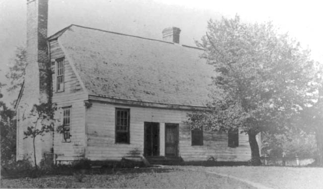 1924 photo of Rippon Lodge