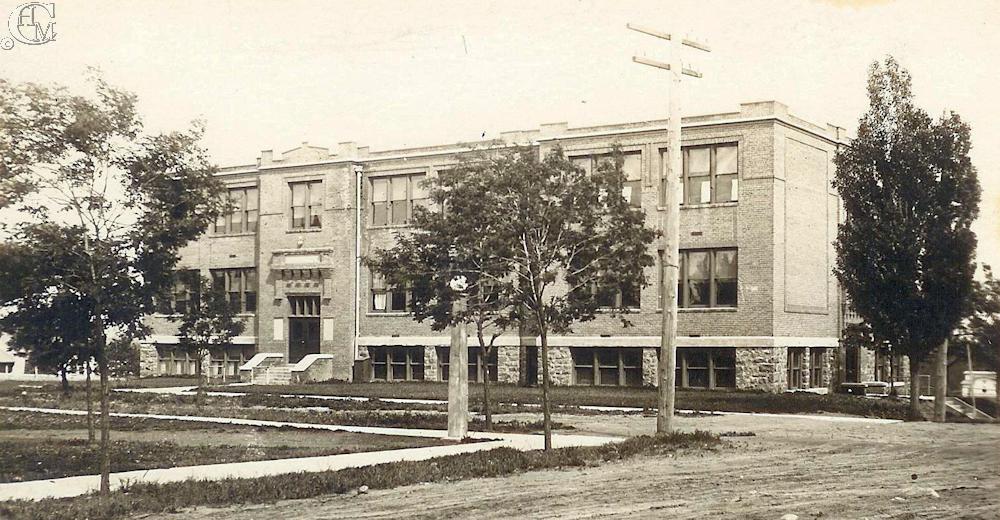 1913 Cheney High School