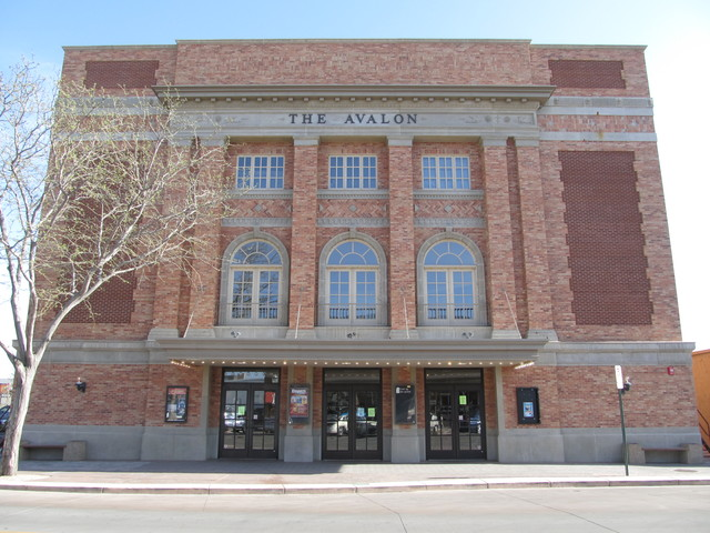 The Avalon has been Grand Junction's premiere venue for cultural events for nearly a century.