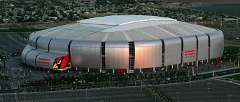 The Outside Of University of Phoenix Stadium