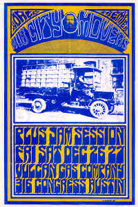 Handbill from 1969.