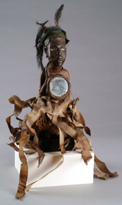 UMMA has a significant collection of African art, especially from the Congo/Zaire