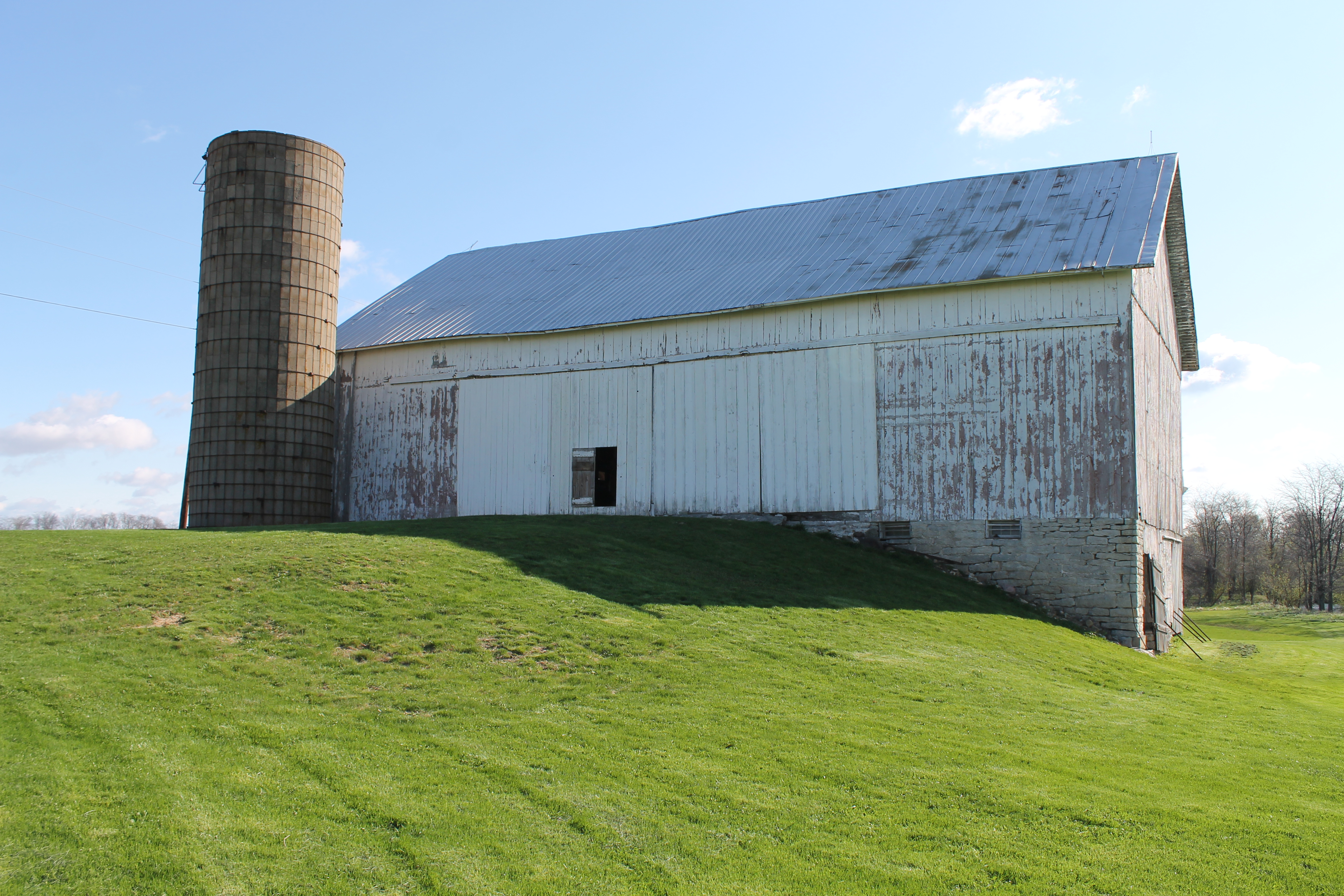 Hancock Historical Museum, Barn Tour Collection, 2015