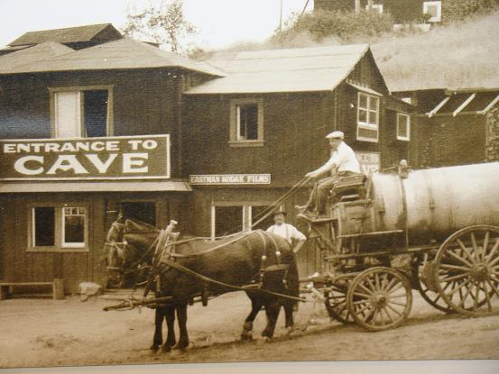 Sunny Jim's Cave Store, date unknown (bikeandkayaktours.com)