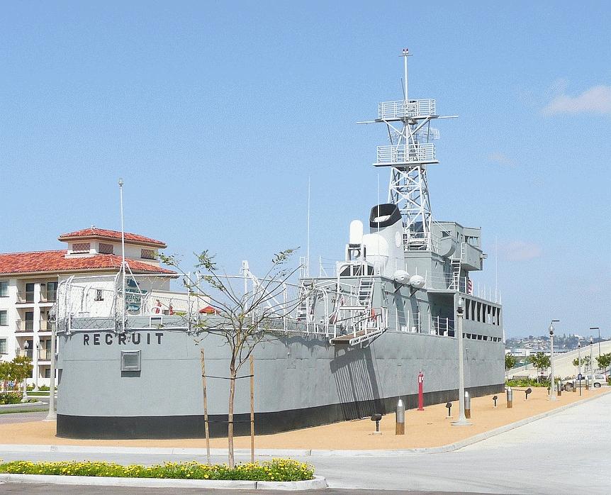 USS Recruit today (http://api.ning.com/)