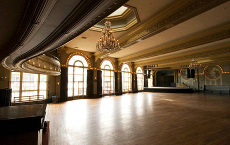 Crystal Ballroom as it appears today (mcmenamins.com)