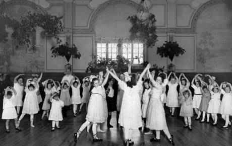 Dancing in the ballroom, date unknown (mcmenamins.com)