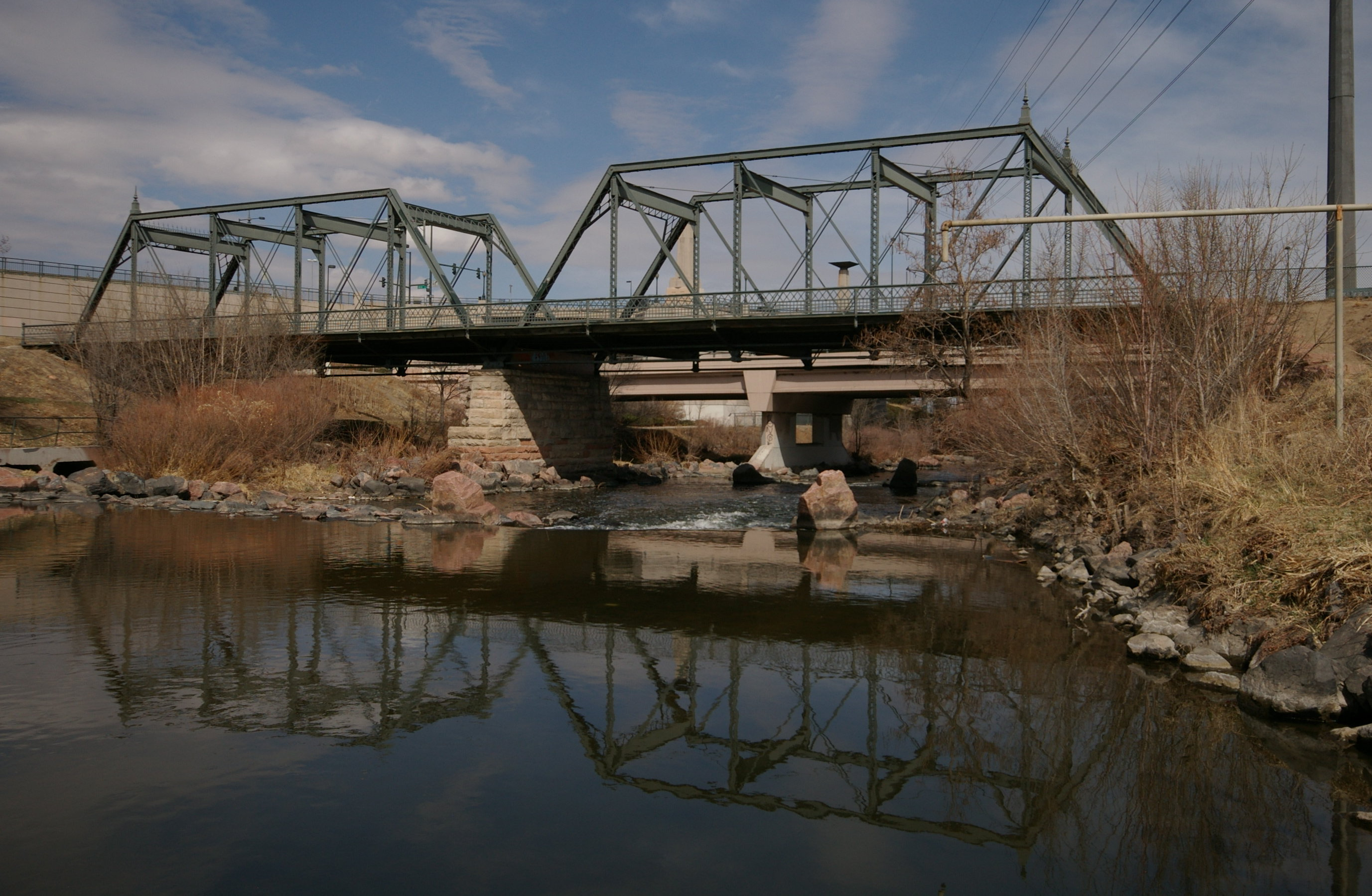 19th Street Bridge as it appears today (wikimedia commons)