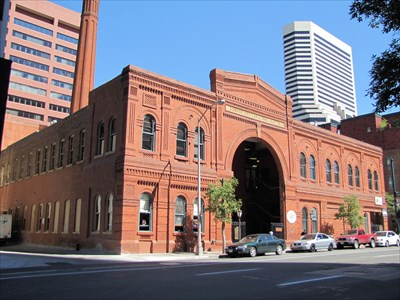 Denver City Railway Company Building as it appears today (amazonaws.com)