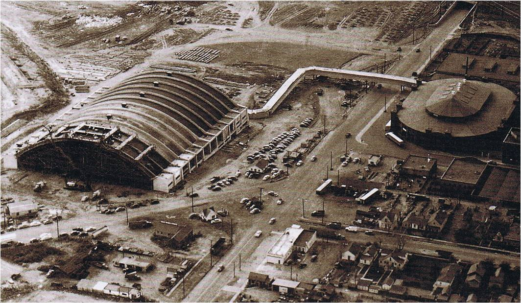National Western Show Colosseum, ca. 1952 (historicdenver.org)
