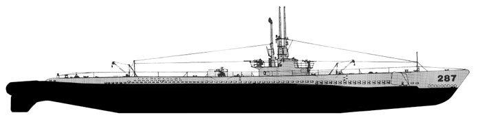 Bowfin is a Balao-class submarine. Balao subs formed the backbone of the US Pacific Fleet during World War 2. Reliable and well-designed, many served as training vessels for decades. 8 currently serve as museum ships around the US.