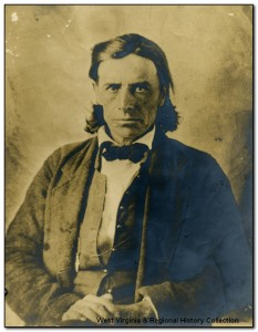 Lemuel Chenoweth, courtesy of West Virginia and Regional History Collection, West Virginia University Libraries.