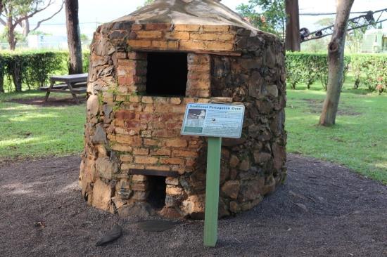 The Portuguese oven