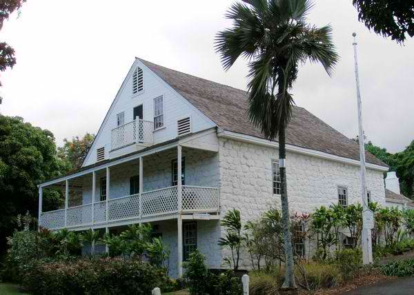 The Bailey House Museum