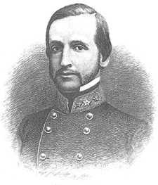 Confederate General, Robert S. Garnett