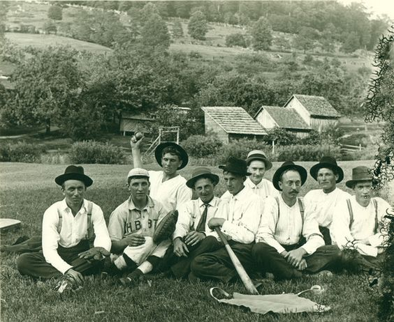 Helvetia baseball team