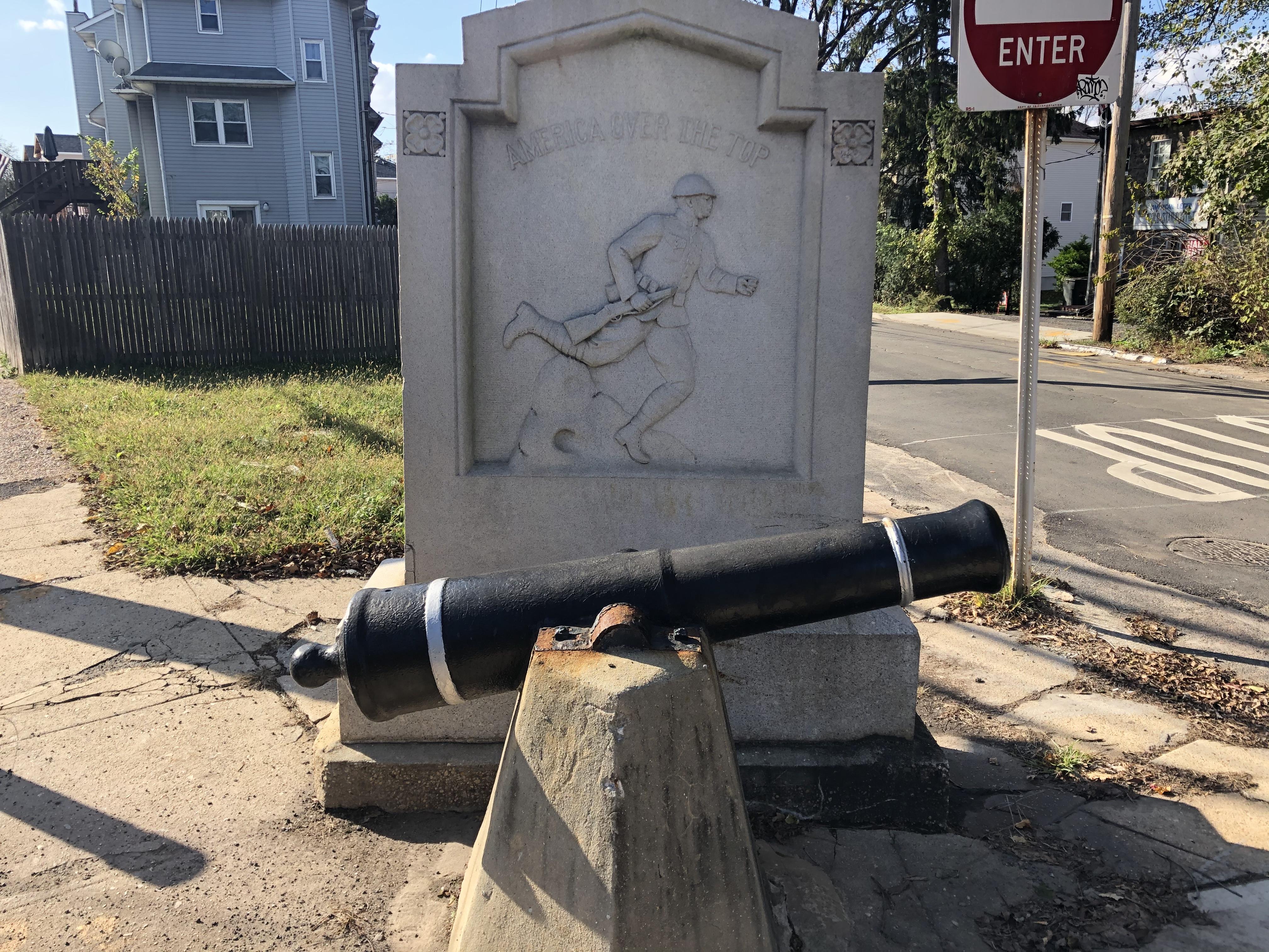 Travis WW1 Memorial