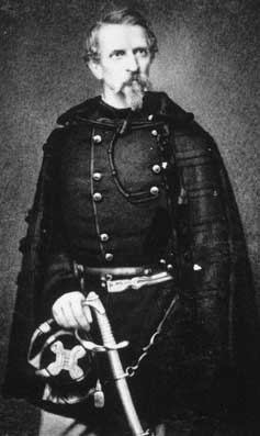 General Philip Kearny, killed at Chantilly