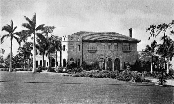 Howey House circa 1928