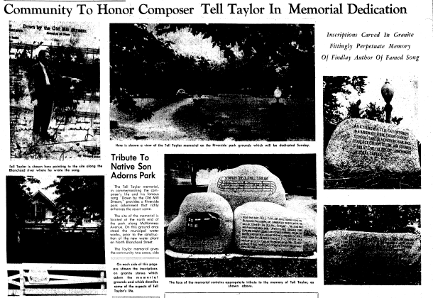 Newspaper Coverage of Monument
