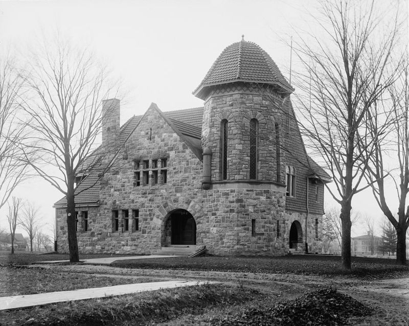 Starkweather Hall