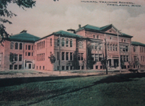 Welch Hall in 1909