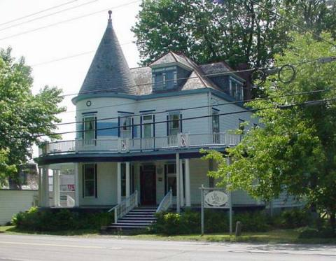 The Humboldt Yokum House
