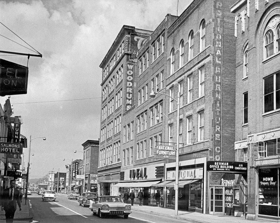 The Berman Building 1960
