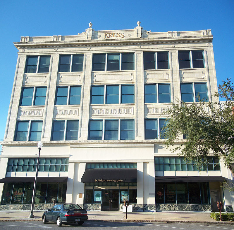 The Kress Building today