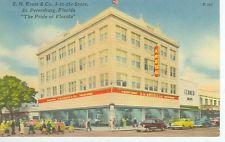 1930s-1940s postcard of the Kress building